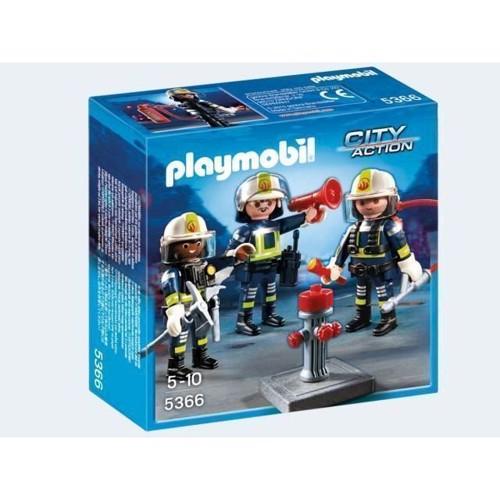 Image of Playmobil 5366 Brandmandsteam