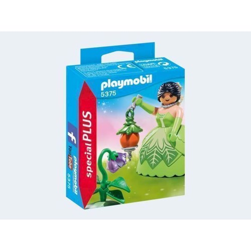 Image of Playmobil 5375 Blomsterprinsesse (4008789053756)