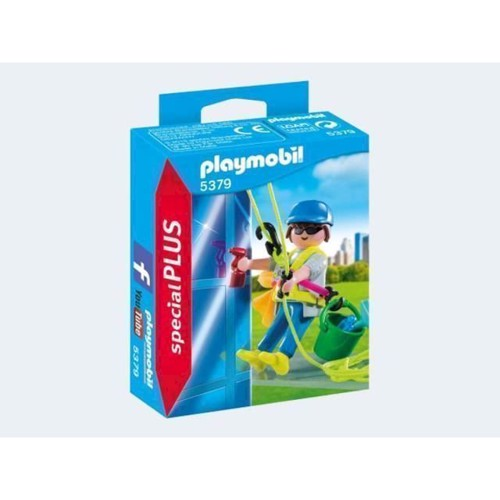 Image of Playmobil 5379 window cleaner (4008789053794)