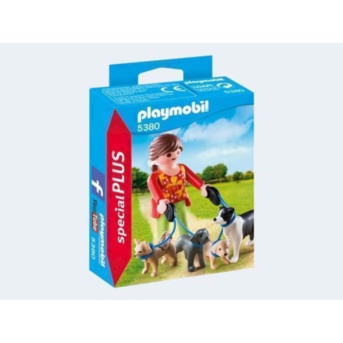 Image of Playmobil 5380 hundepasser (4008789053800)