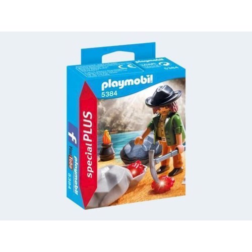 Image of   Playmobil 5384 Skattejæger