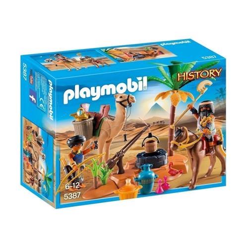 Image of Playmobil 5387 Gravrøverlejr (4008789053879)