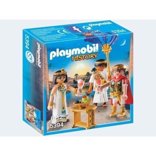 Image of Playmobil 5394 Cæsar og Cleopatra (4008789053947)