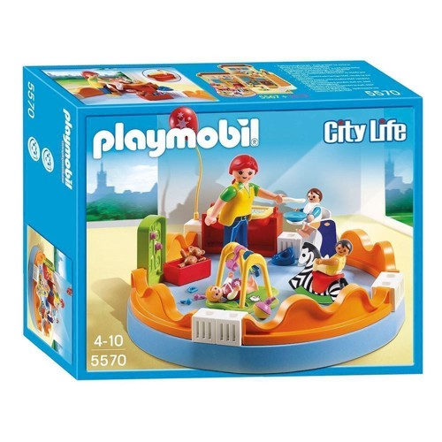 Image of   Playmobil 5570 Legegruppe