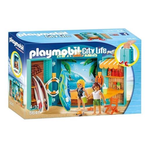 Image of Playmobil City Life 5641 Surfer butik (4008789056412)