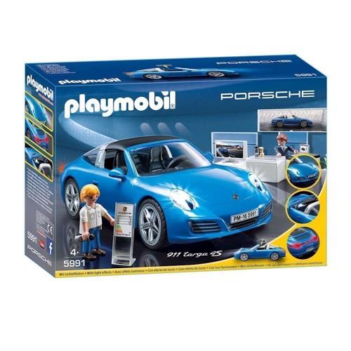 Image of Playmobil 5991 Porsche 911 Targa 4S (4008789059918)