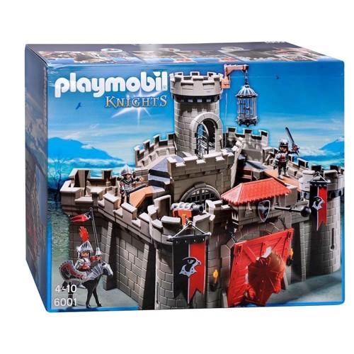 Image of Playmobil 6001 Høgeriddernes Borg (4008789060013)