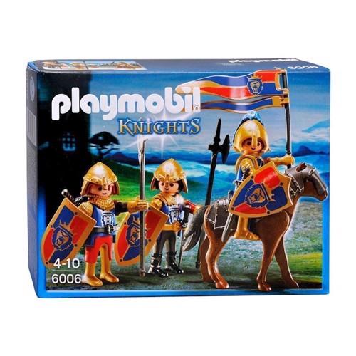 Image of Playmobil 6006 Kongelige Løveriddere (4008789060068)