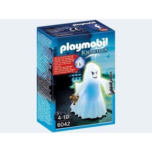 Image of Playmobil spøgelse med farve skiftende LED (4008789060426)