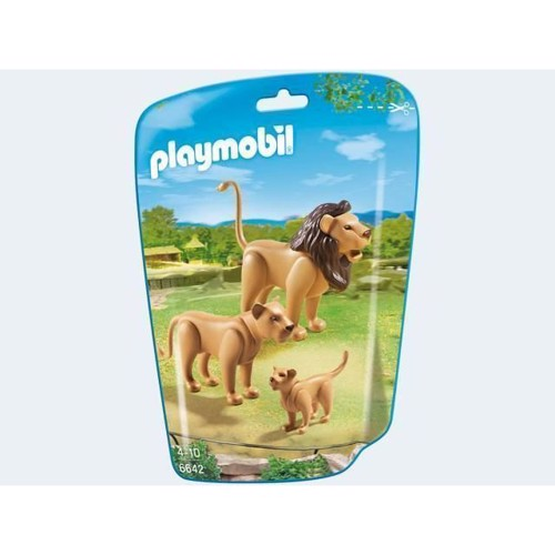 Image of Playmobil 6642 Løvefamilie (4008789066428)