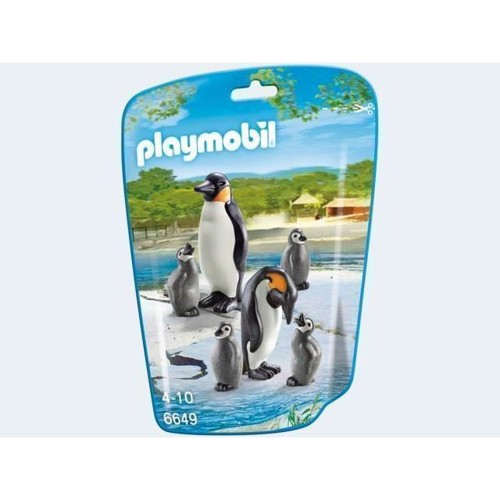 Image of Playmobil 6649 Pingvinfamilie (4008789066497)