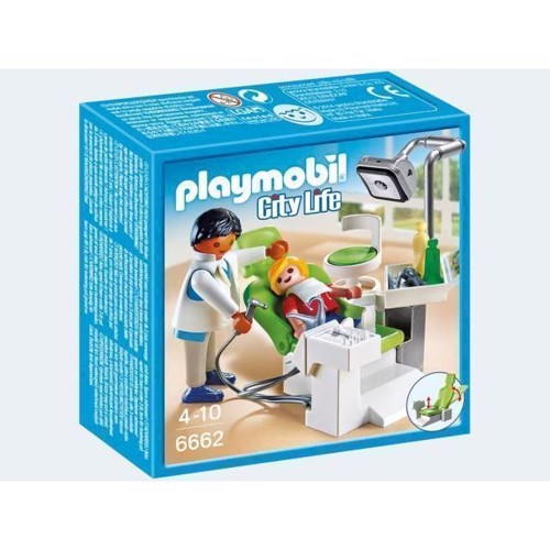 Image of   Playmobil 6662 Dentistry Cabinet