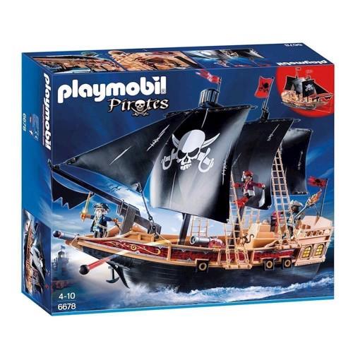 Playmobil 6678 Piratskib, Pirat Angrebsskib
