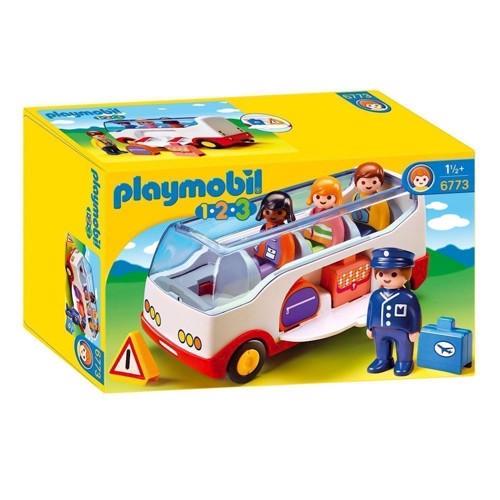 Image of Playmobil 6773 Bus (4008789067739)