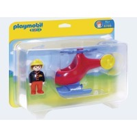 Playmobil 6789 Fire Helicopter