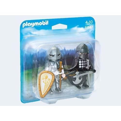 Image of   Playmobil 6847 Duopakke Riddere