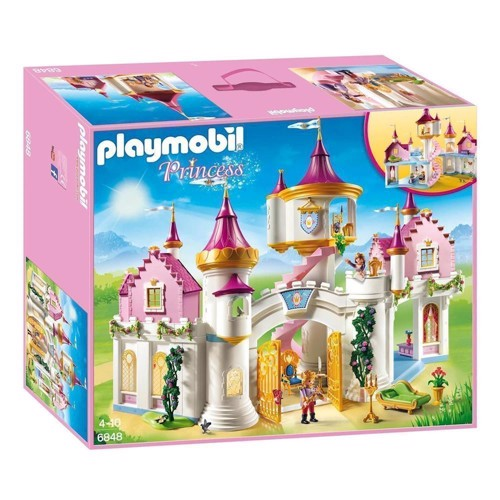 Image of Playmobil 6848 Prinsesseslot (4008789068484)