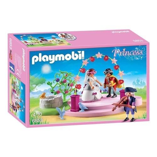 Image of Playmobil 6853 Kongeligt maskebal (4008789068538)
