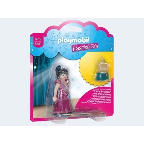 Image of Playmobil 6881 Fashion girl Party (4008789068811)