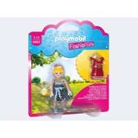 Playmobil 6883 Fashion girl Retro