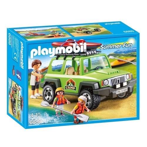 Image of Playmobil 6889 familiebil med kajak (4008789068897)