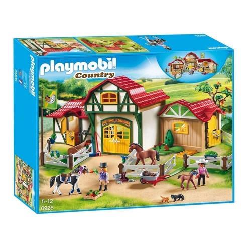 Image of Playmobil 6926 Heste Ridecenter