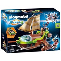 Playmobil 9000 Super 4 Galleon Chameleon skib