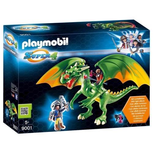 Image of Playmobil 9001 Super 4 Drage med Alex (4008789090010)
