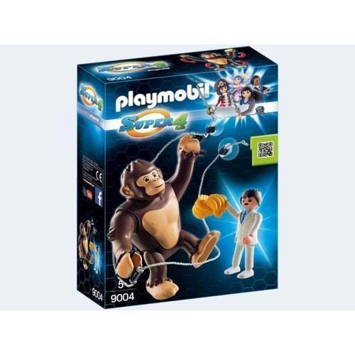 Image of Playmobil 9004 Super 4 kæmpe aben Gonk (4008789090041)
