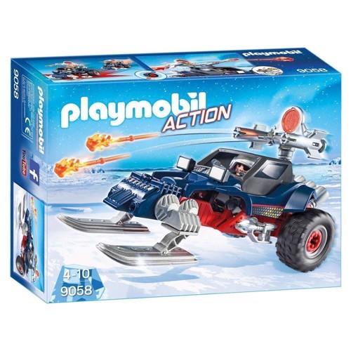 Image of Playmobil 9058 sne mobil (4008789090584)