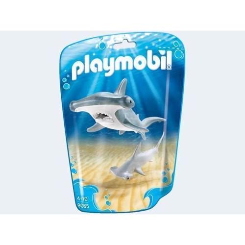 Image of Playmobil 9065 hammerhaj med unge (4008789090652)
