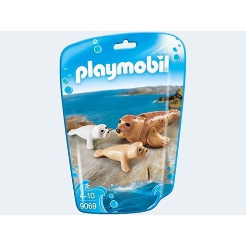 Image of   Playmobil 9069 Sæl med unger