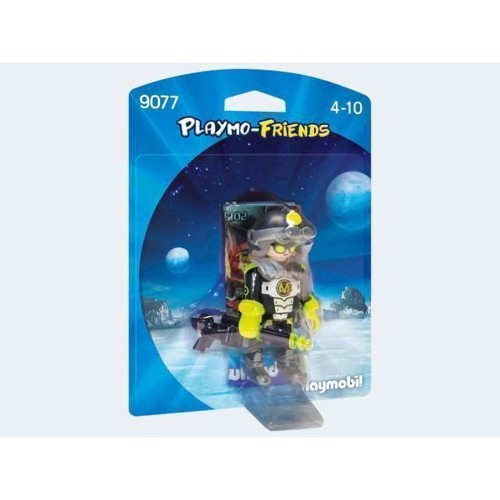 Image of   Playmobil 9077 Mega Masters Spy