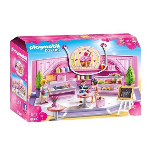 Image of Playmobil 9080 kage forretning (4008789090805)
