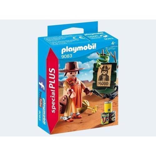 Image of Playmobil 9083 Cowboy (4008789090836)