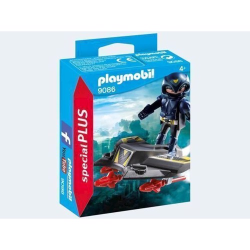 Image of Playmobil 9086 Knight Space Jet (4008789090867)