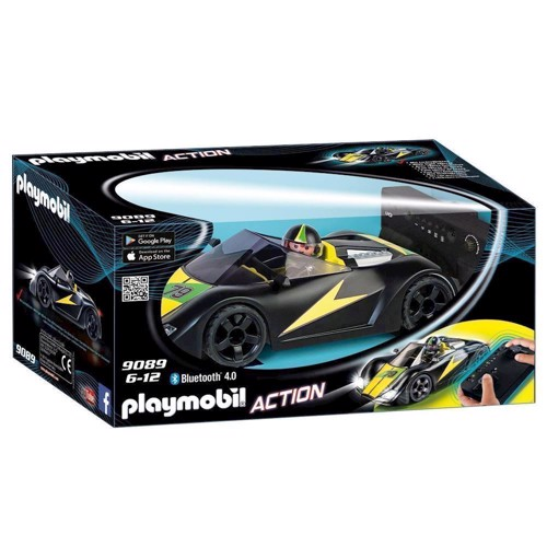 Image of Playmobil 9089 RC Super Sports Racer (4008789090898)