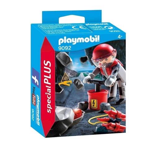 Image of Playmobil 9092 klippesprængning (4008789090928)