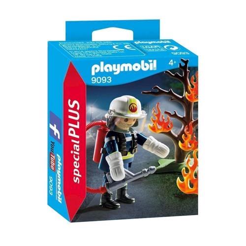 Image of   Playmobil 9093 Brandvæsen Löscheinsatz