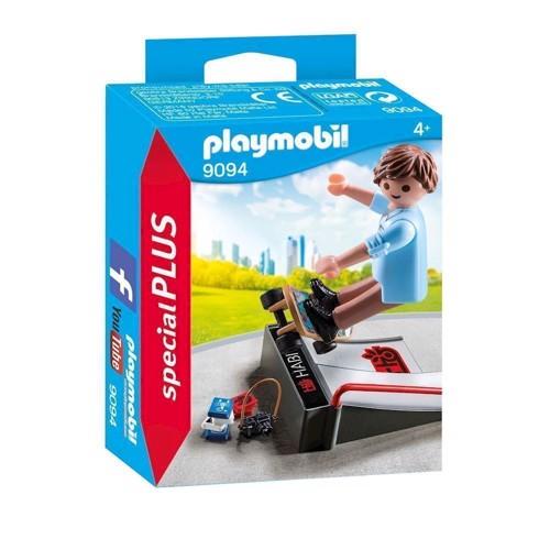 Image of Playmobil 9094, mobil skater med rampe (4008789090942)