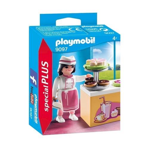Image of Playmobil 9097, konditor (4008789090973)