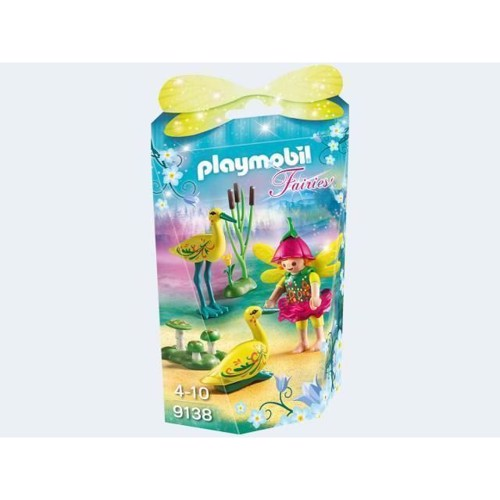 Image of Playmobil 9138 Fairy with Storks (4008789091383)