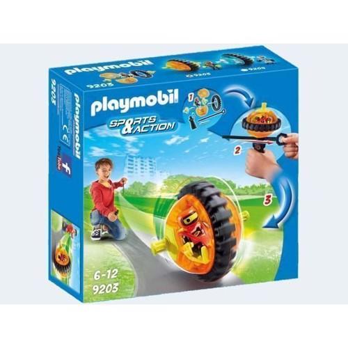 Image of Playmobil 9203 Mono Orange Bike (4008789092038)