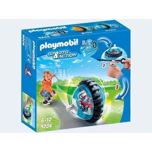 Image of Playmobil 9204 Mono Blue Bike (4008789092045)