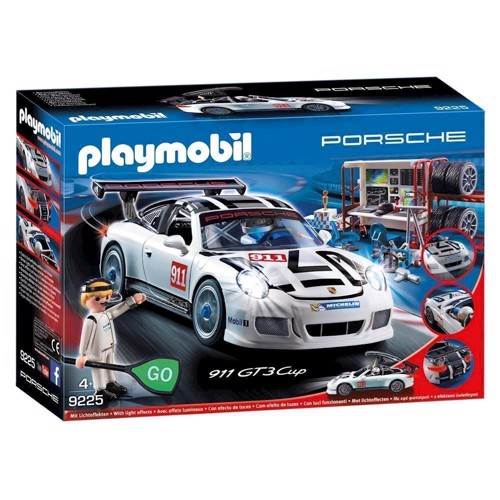 playmobil 9225 porsche 911 gt3 cup k ber du billigt her. Black Bedroom Furniture Sets. Home Design Ideas