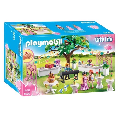 Image of   Playmobil 9228 Wedding Party