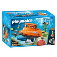 Playmobil 9234 Dive Bell with Underwater Motor