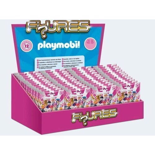 Image of   Playmobil -Figures Piger (Serie 12)