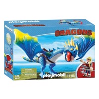 Playmobil Dragons 9247 Astrid & Stormfly
