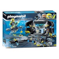 Playmobil 9250 Dr. Drones Command Center